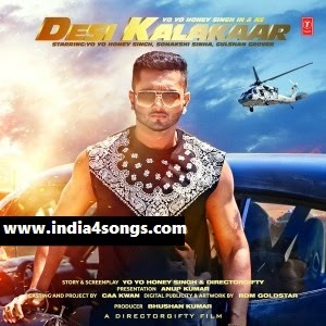 Desi Kalakaar - Yo Yo Honey Singh 2014 Indian Pop Songs.Pk Albums Download