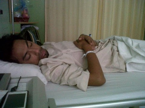 Hubby Warded