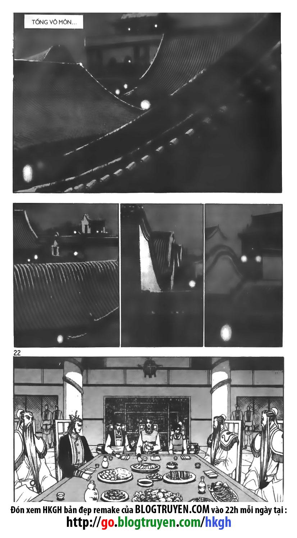 Hiệp Khách Giang Hồ chap 180 Trang 20 - Mangak.info