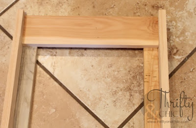 DIY Bench with 3M