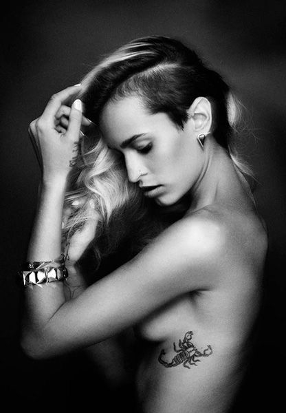 Labels Alice Dellal tattoos