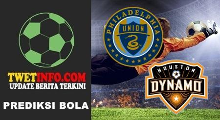 Prediksi Philadelphia Union vs Houston Dynamo, MLS 21-09-2015