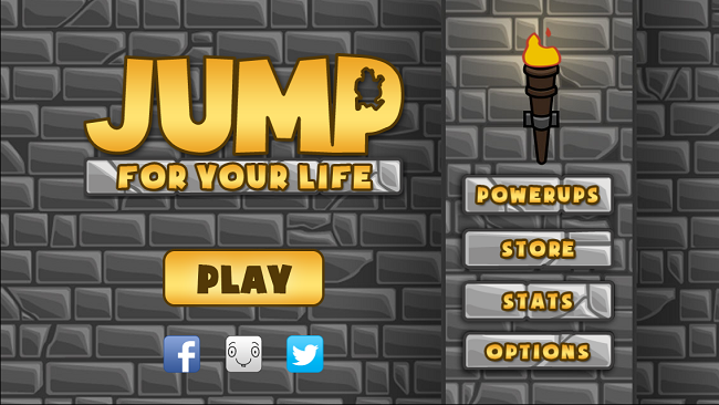 New Filipino-Made iOS Game 'Jump For Your Life' by Yes Please Games