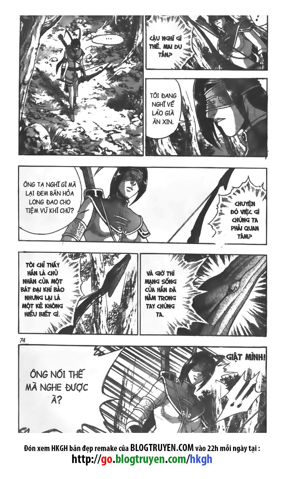 Hiệp Khách Giang Hồ chap 274 Trang 1 - Mangak.info