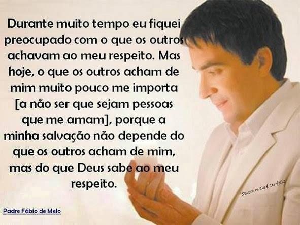 Preferência Mensagens do Padre Fábio de Melo: Mensagens para a alma RX42
