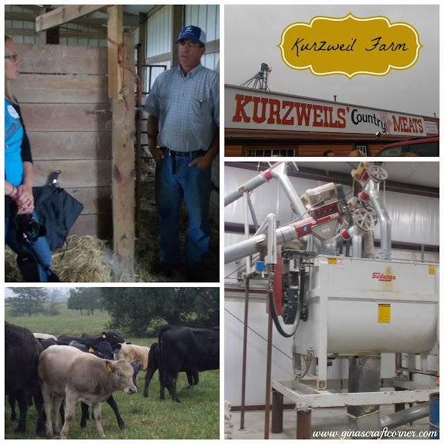 Kansas City Farm Tours w/ MO Farm Bureau by Ginas Craft Corner