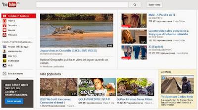 Sacar partido a YouTube