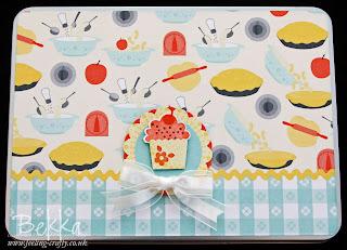 Cupcake Recipe Tin