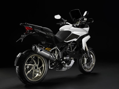 2011 Ducati Multistrada 1200 - UK Specifications