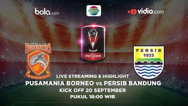 Prediksi Dan Jadwal Pusamania Borneo Vs Persib Bandung  Jagat Persib