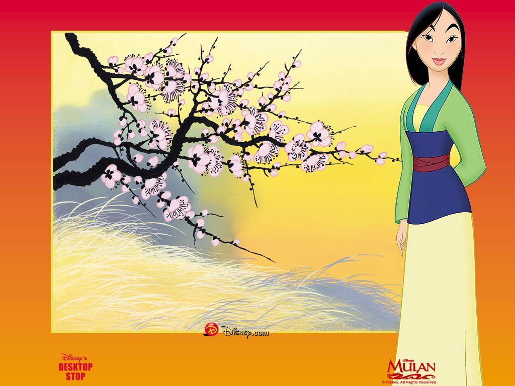 Wallpaper Blog Mulan Hd