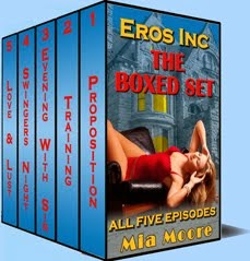 Eros Inc Boxed Set-  All Five Volumes!