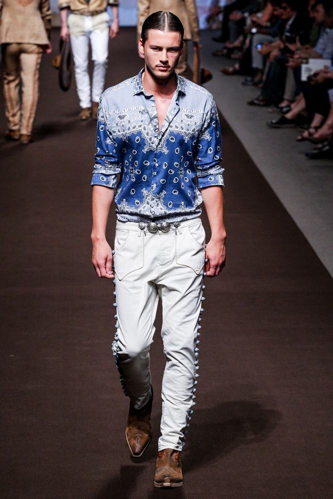 Etro Spring/Summer 2014 - Milán Fashion Week #MFW
