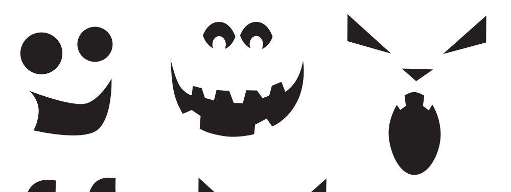 Calabaza para halloween manualidades cositasconmesh - Decoracion halloween para imprimir ...