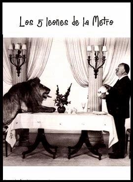 La historia de los leones de la MGM