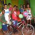 El Alcalde de Navacarros, José Guillero yepes, regresa de su viaje de 33.000 km y 5 continentes en bicicleta