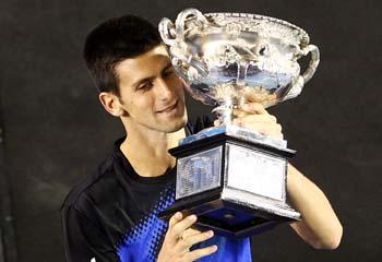 Juara Tennis Open Australia 2015
