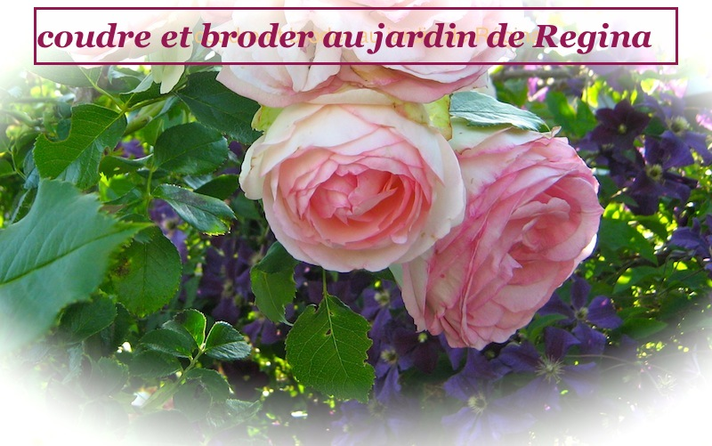 bienvenue  au  jardin de Rgina