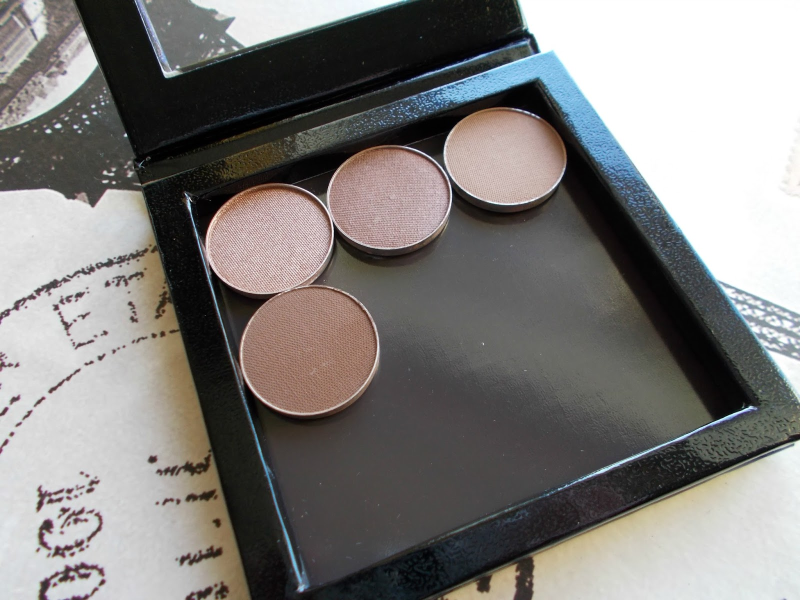 z palette makeup geek pans beauty bay