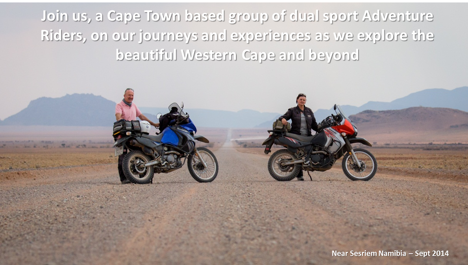 Adventure Riders Cape Town