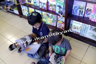 toko buku, gramedia, toko buku offline, anak-anak