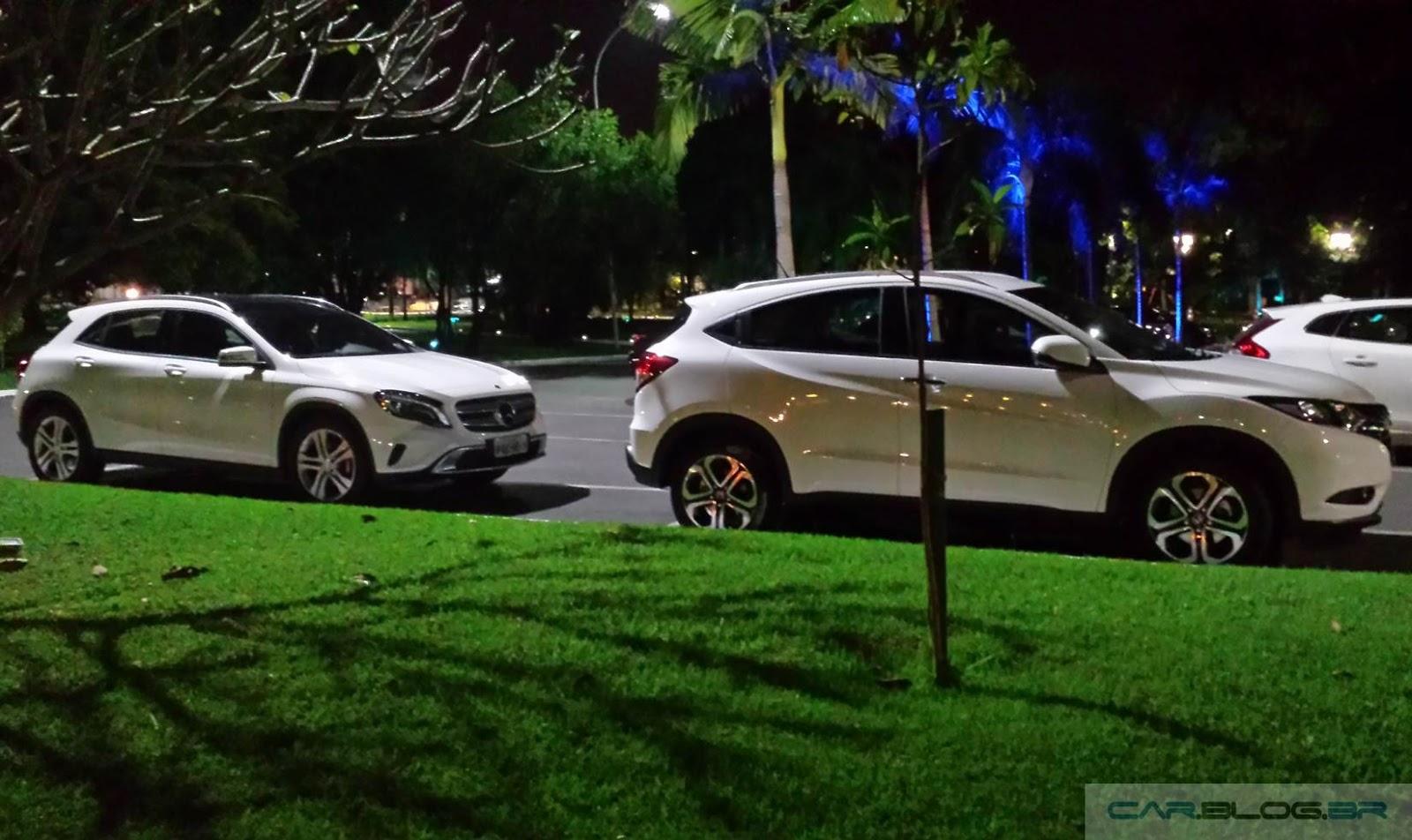 Honda HR-V: SUV mais vendido do Brasil em 2015