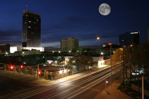 Down Town Amarillo
