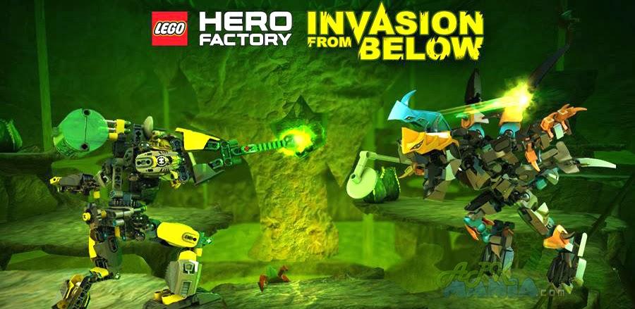 LEGO® Hero Factory Invasion [Money Mod] Apk v1.0