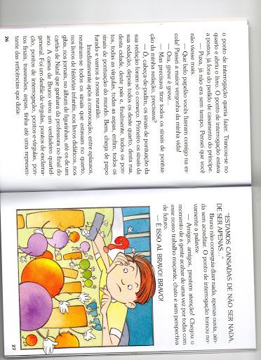 Portal Escola Livro Para Imprimir A Rebeliao Da Pontuacao
