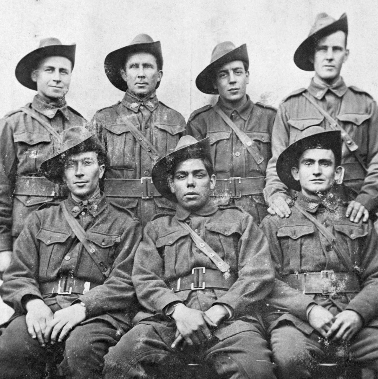 What was Australia's contribution to world war one?