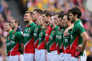 Mayo fans put the party on hold ahead of All Ireland final
