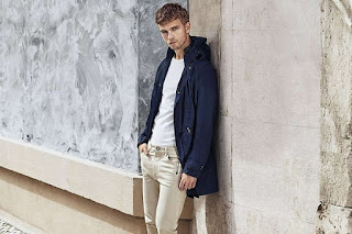 H&M, Fall 2015, Benjamin Eidem, fast fashion, low-cost, Suits and Shirts, casual, sportwear,