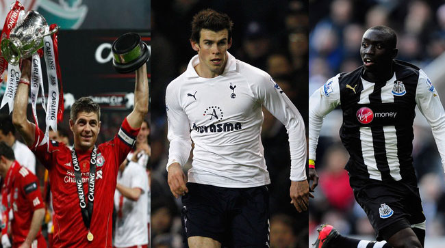 LIVERPOOL, TOTTENHAM AND NEWCASTLE IN CONTENTION FOR 2013