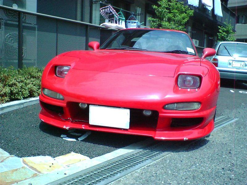 Mazda RX-7 FD3S tuning zdjęcia