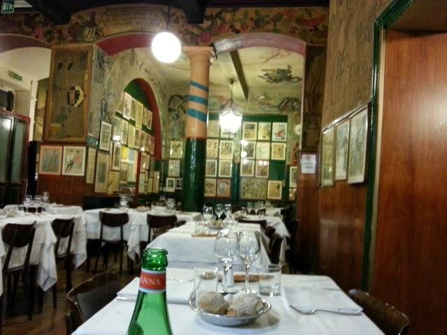 Ristorante Bagutta Milano