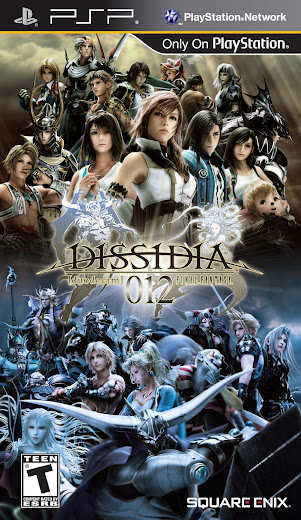 Download Dissidia 012 - Duodecim Final Fantasy PSP ISO High Compressed