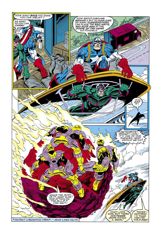 Captain America (1968) Issue #426 #376 - English 12