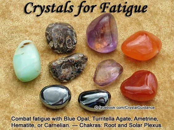cristale remediu oboseala