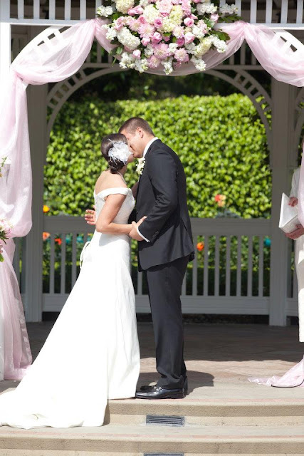 Disneyland wedding  {Katie Keller Photography}