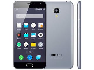 Smartphone Meizu M2 Android Murah Terbaru Dengan Prosesor Quad Core dan Ram RAM 2 GB