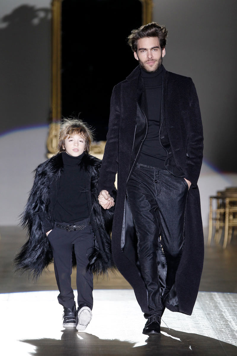 Jon Kortajarena: Mercedes Benz Fashion Week
