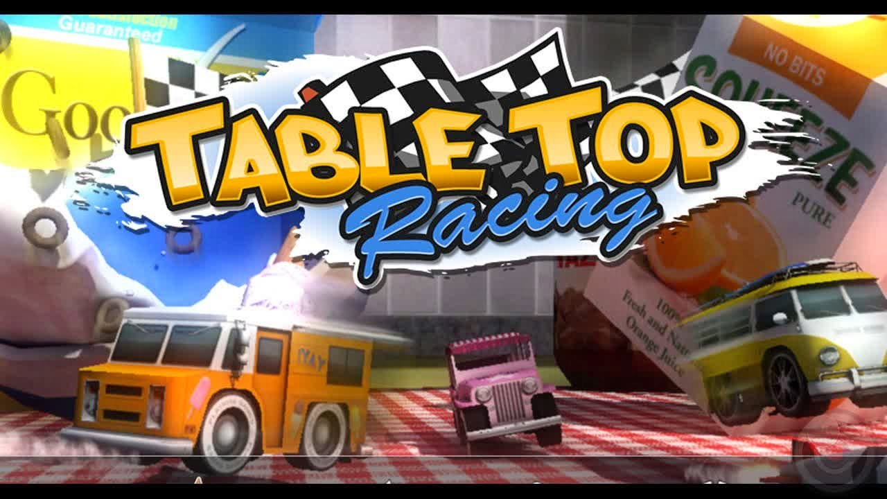 Table Top Racing v1.0.23 Apk Data for Android