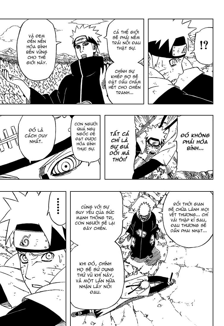 Naruto chap 436 Trang 16 - Mangak.info