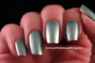 Maquillage Blvd nail polish swatches don't teal me away