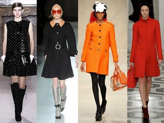 moda anos 60 no inverno2014-2015