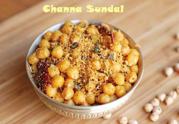 Channa Sundal