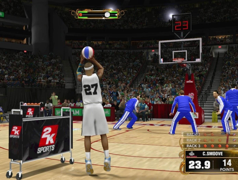 Basketbol Üçlüklerin Efendisi Oyunu