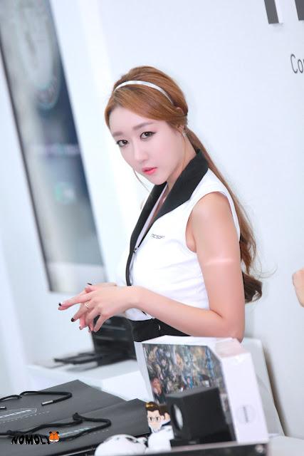 2 Yee Ah Rin - 2015 G-Star - very cute asian girl-girlcute4u.blogspot.com