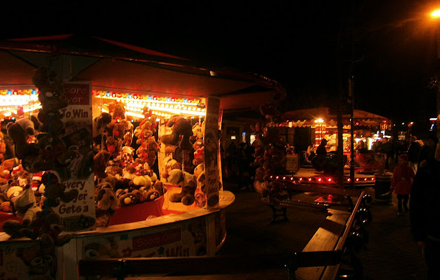 christmas fair swadlincote town center dec 2012