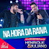 """Henrique e Juliano divulga vídeo do novo DVD ao vivo em Recife """"Na Hora da Raiva"""""""